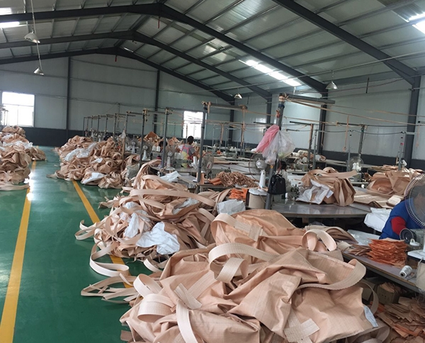 トン袋のセットの種類